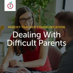 As a teacher, forming good working relationships with your students' parents is imperative in helping your students be successful. Keep reading to learn how to communicate and collaborate with even the most difficult parents.