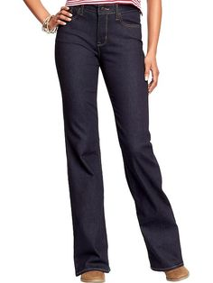 Women's The Rockstar High-Rise Flare-Leg Jeans Product Image