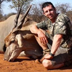 "26 Likes, 1 Comments - Riebelton Safaris (@riebelton_safaris) on Instagram: ""2016 Hunting highlights: Hendrik with his PHASA Bronze medal trophy Eland bull with beautiful…"""