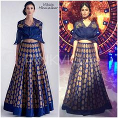 Celebrity Style,Mouni Roy,So You Think You Can Dance,Rishika Devnani,Nikita Mhaisalkar