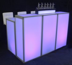 Breathe over pure oxygen infused with aromatherapy scents through a disposable nose hose with our LED Oxygen Bars