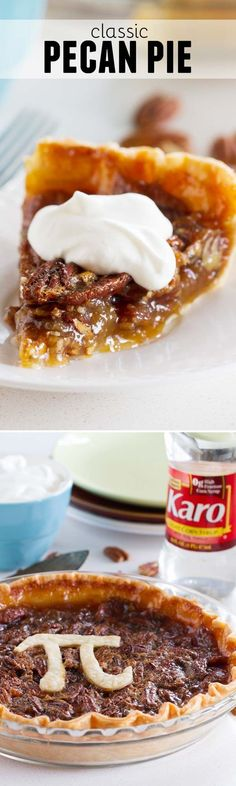 Slow Cooker: Classic Pecan Pie Recipe for Pi Day - Taste and Te...