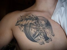chevy bowtie tattoo designs - Google Search