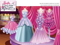 Barbie: A Fashion Fairytale Costume - Size 4-6 - Sam s Club 73