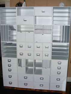 Scraproom: New Cube Arrangement... an organizer I would love to have!
