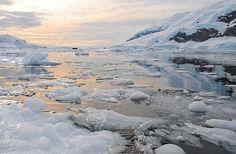 Antarctic Views, Antarctic Peninsula, Antarctica
