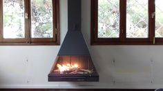 #Τζάκι #ενεργειακό #fireplace #design