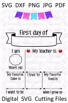 Excited to share the latest addition to my #etsy shop: Back to school svg file First Day of School SVG Last Day of #SchoolSignSvg #ChalkboardSignSVG #Printable #KindergartenSvg #Silhouette #Cricut #svg #backtoschool #backtoschoolsvg #schoolsvg #schoolsvgfile #firstdayofschool