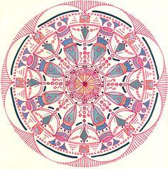 email mandala8 by photoladylm, via Flickr.