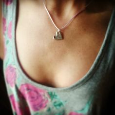 necklace red collares handmade shuuforyou chain hechoamano bisuteria jewelry complementos heart cute love