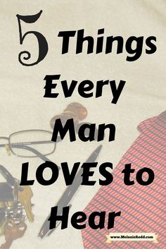 With the help of my very wise husband, this post shares 5 things that women can…