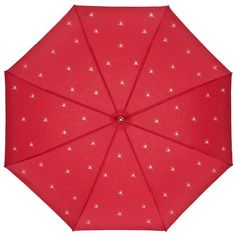 "Schirm ""Lea"", rot MADE WITH SWAROVSKI® ELEMENTS #swarovski #strass #umbrella #boho #bohochic #bohemian #store #lifestyle #design #fashion #accessories #streetstyle #sunshine #rain #rainyday #print #exclusive #rainyweather #vonlilienfeld #singingintherain #schirm #regenschirm #travelinstyle #raindrops #dontworry #behappy #designer #parasol ☔️"