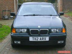 BMW 316I Compactspares or repair #bmw #316icompact #forsale #unitedkingdom