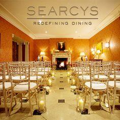 Searcys Knightsbridge - London Wedding Venue