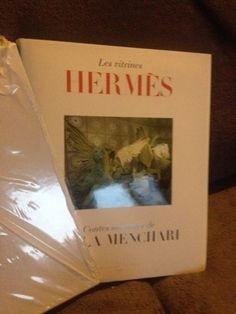 Livres LES Vitrines Hermès Contes Nomades DE Leila Menchari Neuf Rare | eBay