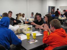 Saugatuck High School students visited Grand Rapids Community College to explore different programs offered in areas in which they've indicated an interest.