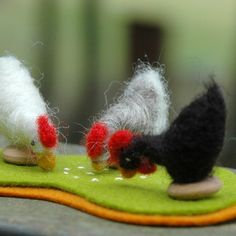 Guest Curator: Jenn Docherty of Oh Happy Day!   The Etsy Blog chicken