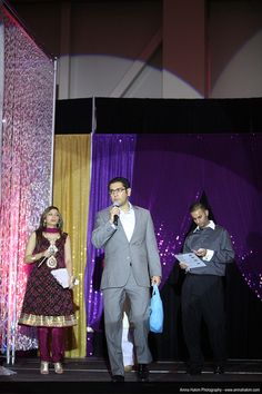 2012 - Sanjay and Hosts