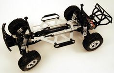 GorillaMaxx G1S Race Chassis for Traxxas Slash - RC Car Action