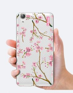 funda-movil-rose-branches Branches, Phone Cases, Watercolor, Rose, Collection, See Through, Fashion Prints, Mobile Cases, Pen And Wash