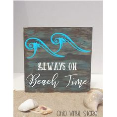 Check out this item in my Etsy shop https://www.etsy.com/listing/546877403/beach-sign-vinyl-beach-house-decor
