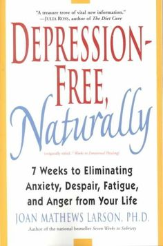 In this groundbreaking book, nutritionist Joan Mathews Larson, Ph.D., founder of Minnesota's esteemed Health Recovery Center, offers her revolutionary formulas for healing your emotions--biochemically