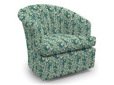 Chairs | Swivel Barrel | ELAINE | Best Home Furnishings | Home ...