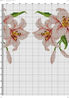 Cross Stitch Embroidery, Cross Stitch Patterns, Pattern Drafting, Diy And Crafts, Lily, Lettering, Quilts, Sewing, Canvas