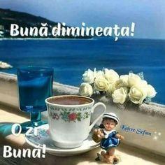 Imagini buni dimineata si o zi frumoasa pentru tine! - BunaDimineataImagini.ro Good Morning, Relax, Coffee, Quotes, Baby, Design, Messages, Italia, Bom Dia