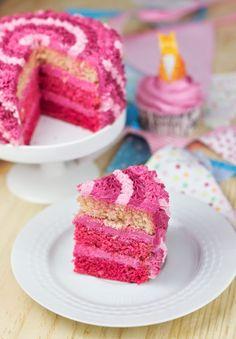 Objetivo: Cupcake Perfecto.: FELIZ CUMPLEAÑOS PINKY!!!!!! (Sorteo de una Kitchen Aid)