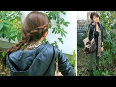 The Hunger Games | Katniss Everdeen Inspired Hair Tutorial and Outfit - YouTubeBraid Hairstyles, Braids, braids tutorial, braids for short hair, braids for short hair tutorial, braids for long hair, braids for long hair tutorials... Check more at http://app.cerkos.com/pin/the-hunger-games-katniss-everdeen-inspired-hair-tutorial-and-outfit-youtube/