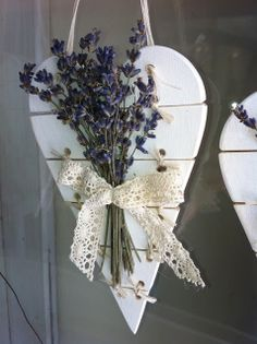 Sweet lavender wall hanging. In the light of my eyes Weekend journey led Tihany Lavender Festival ... Part 1