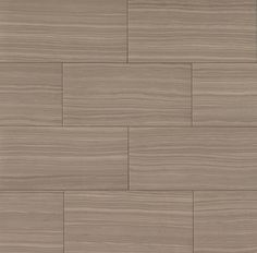 "Bedrosians Matrix Series 12"" x 24"" Tile in Taupe Blend"