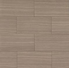 "Bedrosians Matrix Series 12"" x 24"" Tile in Taupe Blend"