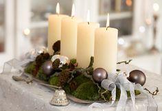 Juledekorationer, julebag, julestrik og masser af julestemning med Familie Journal