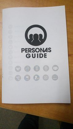 Persona - UX Guide by Maxime Bodereau