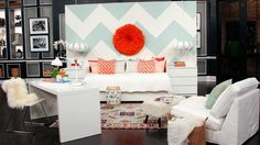 Create a Stylish Guest Room and Home Office