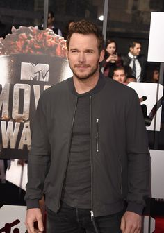 No, he's not ~Thor~. | Why Chris Pratt Actually Should Have Been Named The Sexiest Man Alive