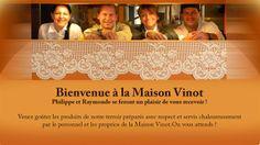 MAISON VINOT: Venez goûter les produits de notre terroir !  EnBeauce.com Venus, Bar, Restaurant, Products, Home, Restaurants, Dining Room, Venus Symbol