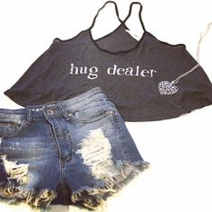 machine jeans outfit | ig: inrealityla | ripped distressed destructed denim inspiration laydown