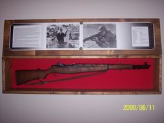11 Best Rifle Display Case Images Firearms Wood
