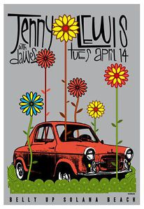 Scrojo Jenny Lewis Poster Lewis_0904