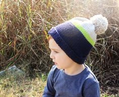 The perfect classic hat for your favorite little ones! Got a little sports fan on your hands? This pattern comes together quickly, has a classic style, and can be customized based on your little ones favorite team. Perfect for Friday night in the stands, Saturdays tailgating, or Sundays cheering from the couch. Knit one (or 5!) for your favorite tiny fans!  Skill Level Beginner Yarn Size #4 Medium  ABBREVIATIONS bo- bind off; co- cast on; dpn- double-pointed needles; k- knit; k2tog- knit two…