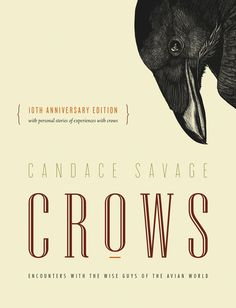 Crows, by Candace Savage