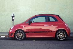 Behind The Wheel: 2013 Fiat Abarth 500 Cabrio