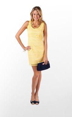 Lilly Pulitzer Lonnie Dress. Summer 2012.