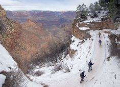 This is what winter looks like in Arizona - Matador Network