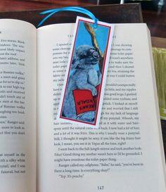 Bookmark -hand made-Koala-Australian Animals- animals reading books-Paper Bookmark-Cute animals-Great gift by ArtiSueBee on Etsy