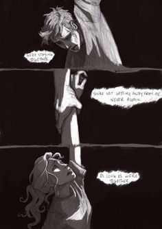 Percy Jackson by burdge-bug on deviantART - Percabeth Annabeth Chase, Percabeth, Solangelo, Percy Jackson Books, Percy Jackson Fandom, Percy Jackson Drawings, Percy Jackson Fan Art, Magnus Chase, Fanart
