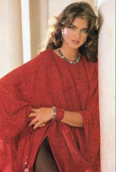 Most Beautiful Women, Beautiful People, Beautiful Celebrities, Brooke Shields Young, Vaquera Sexy, 80s Fashion, 1970s, Celebs, Actresses